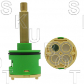 Import 3 Way Rotary Diverter Cartridge