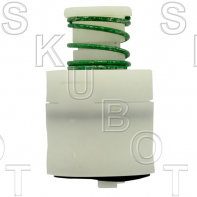 Elkay Plastic Bubbler Cartridge with Green Spring