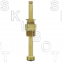 Phylrich* Lav Replacement Stem Polished Brass -RH H or C