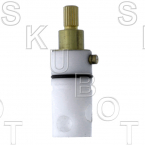 Precision Brass* Replacement Diverter Stem