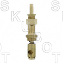 Royal Brass* Replacement Diverter Stem<BR>Rare