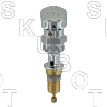 Speakman* Replacement Self Closing Stem -Hot
