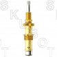 Sterling Brass* Replacement Diverter Stem<BR>Rare