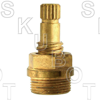 Sterling* 1-7/8 Lavatory Replacement Stem -RH Hot or Cold