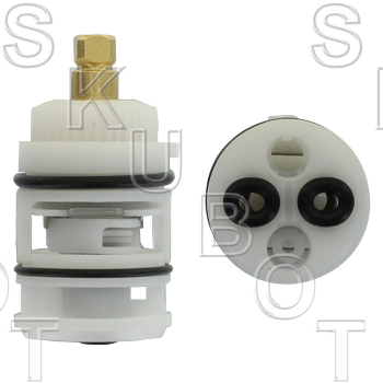 Valley* /Eljer* Replacement Single Control Cartridge L/ Diverter