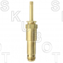 Wolverine Brass* Tub Diverter Stem 15 Point<BR>Rare