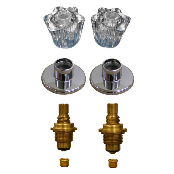 Streamway* 2 Valve Tub & Shower Rebuild Kit