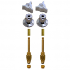 Central Brass* 2 Valve Tub & Shower Rebuild Kit