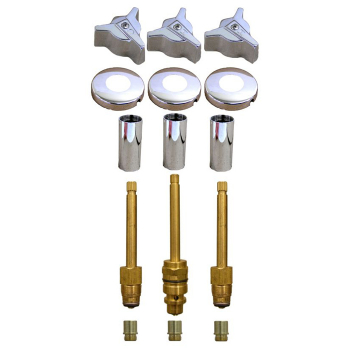 Milwaukee Faucets* 3 Valve Tub & Shower Rebuild Kit