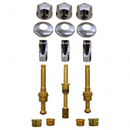 American Brass* 2 Valve Tub & Shower Rebuild Kit