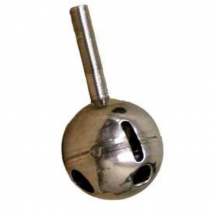Delta* # 70 SS Ball -Fits Fixtures with Metal Lever Handles